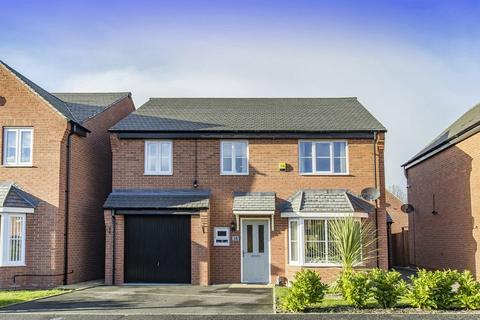 4 bedroom detached house for sale - MEREVALE WAY, STENSON FIELDS