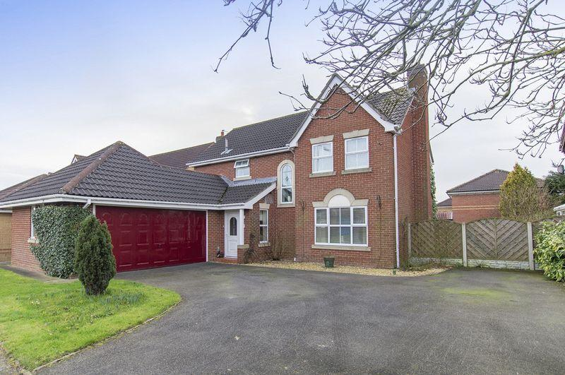 4 Bedrooms Detached House for sale in SQUIRES WAY, LITTLEOVER