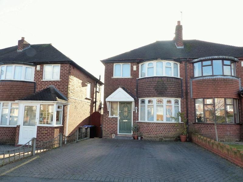 3 Bedrooms Semi Detached House for sale in Jayshaw Avenue, Great Barr