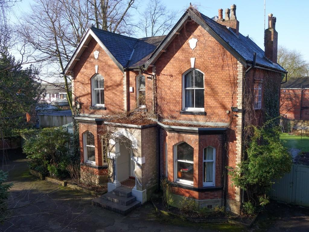 6 Bedrooms Detached House for sale in Yew Bank House, Heaton Mersey