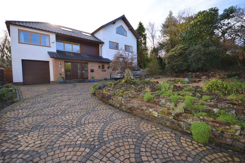 5 Bedrooms Detached House for sale in Boundary Road, West Kirby