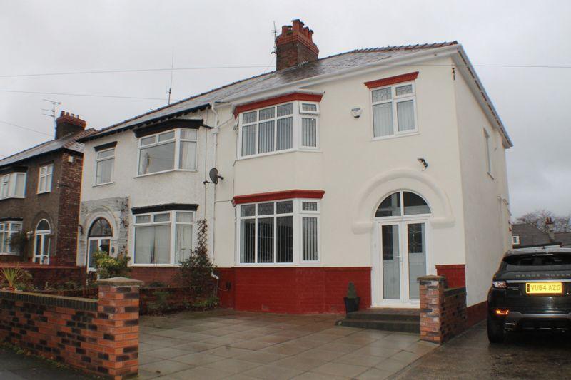 3 Bedrooms Semi Detached House for sale in Ashburton Avenue, Prenton