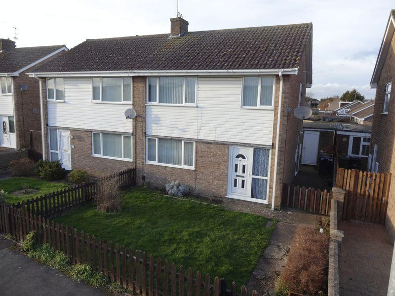 3 Bedrooms Semi Detached House for sale in Fjord Walk, Corby