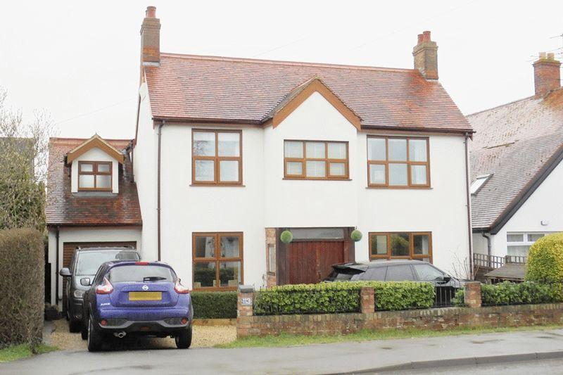 4 Bedrooms Detached House for sale in Cheltenham Road, Evesham WR11