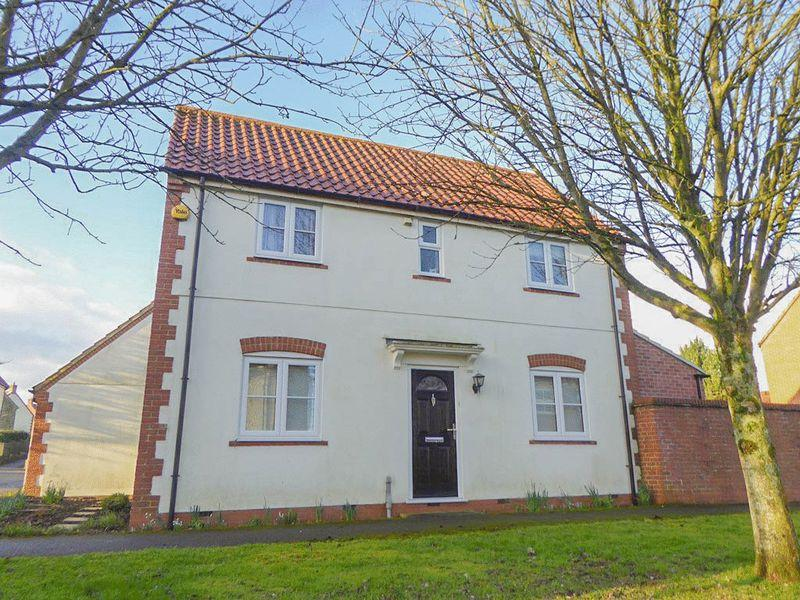 3 Bedrooms Detached House for sale in Nightingale Grove, Shepton Mallet