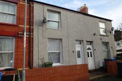 2 bedroom end of terrace house to rent - Vale View Terrace, Rhyl