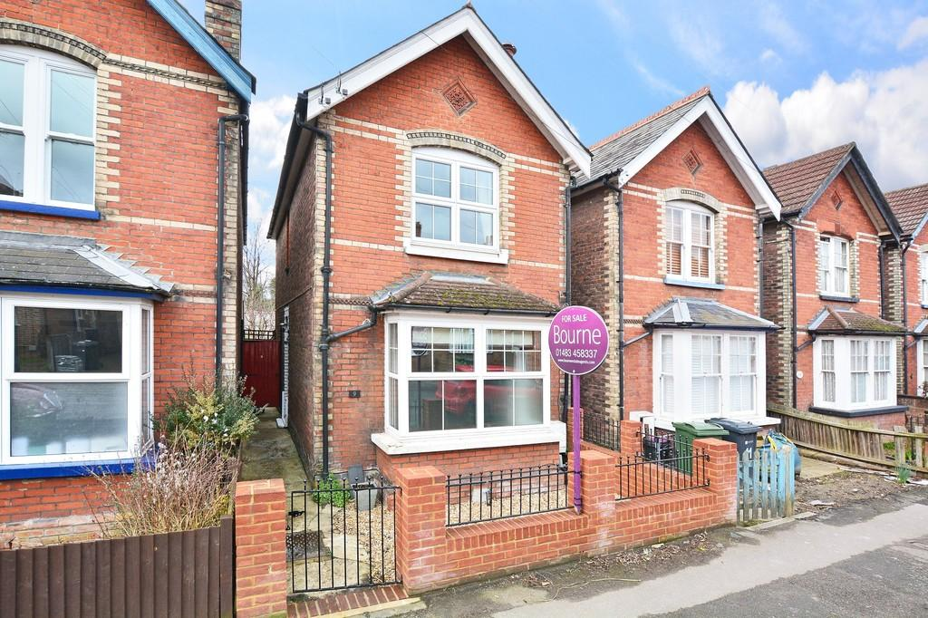 2 Bedrooms Detached House for sale in William Road, Guildford