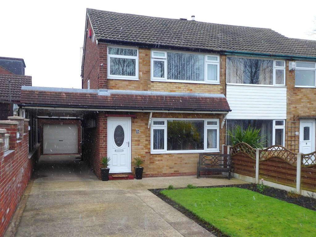 3 Bedrooms Town House for sale in Barker Place, Bramley