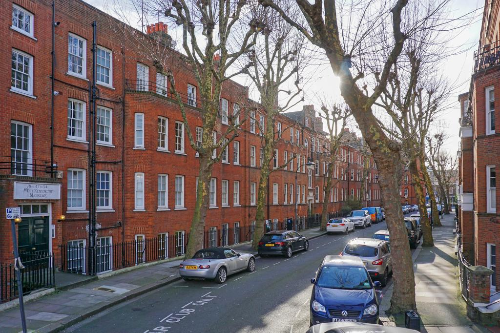 1 Bedroom Flat for sale in West Kensington Mansions, Beaumont Crescent, London