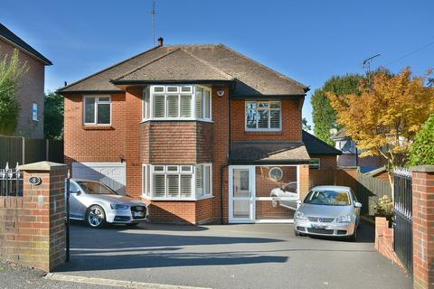5 bedroom detached house for sale - St Georges Avenue, Queen's Park, Bournemouth