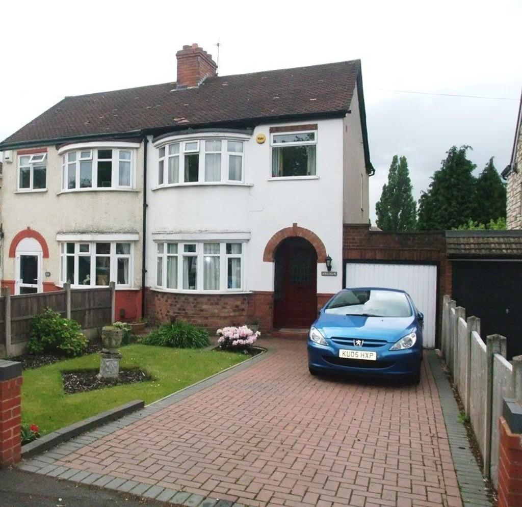 3 Bedrooms Semi Detached House for sale in Oxley Moor Road, Oxley