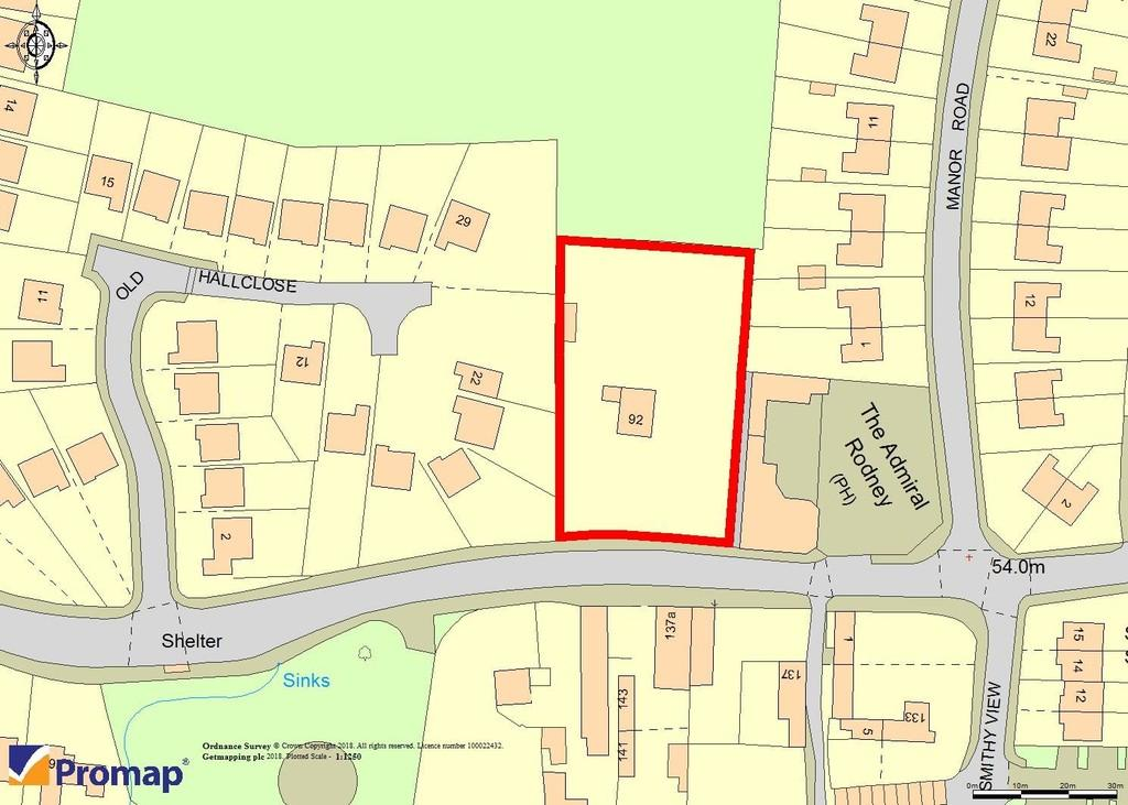 Land Commercial for sale in Main Street, Calverton