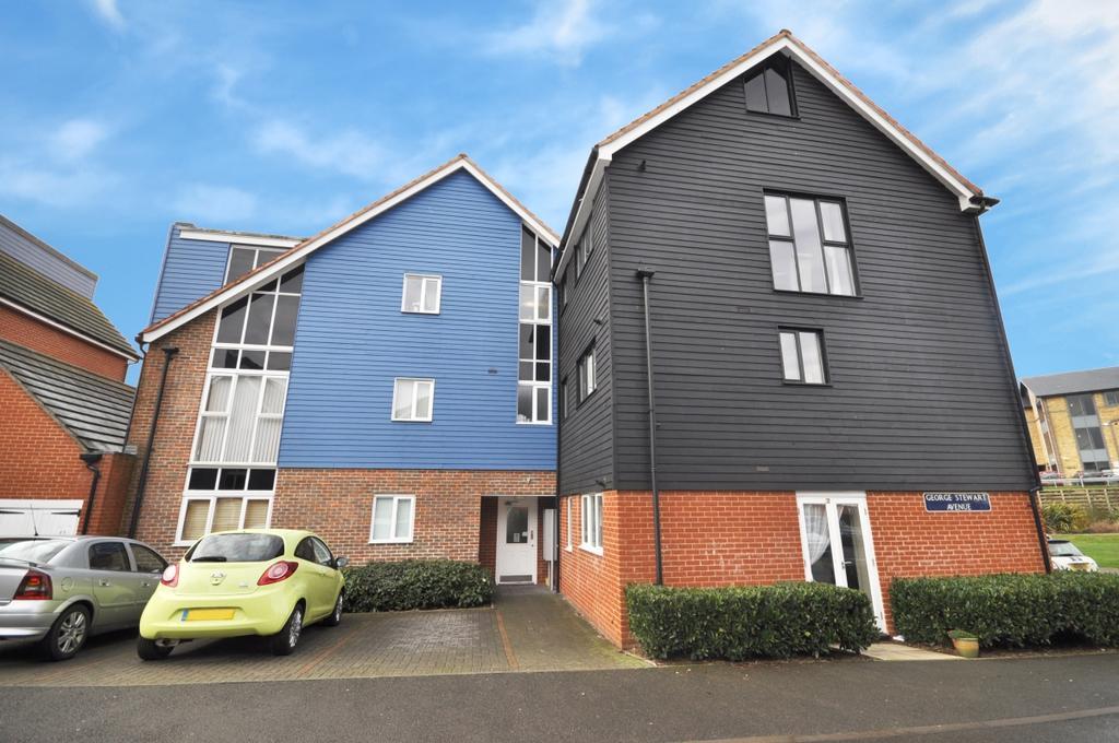 1 Bedroom Ground Flat for rent in George Stewart Avenue Faversham ME13