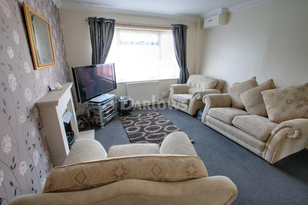 2 Bedrooms Semi Detached House for sale in Glenrise Close, St Mellons, Cardiff