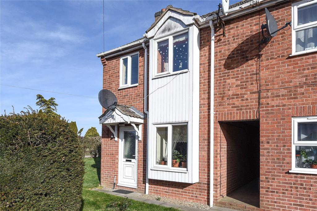 3 Bedrooms End Of Terrace House for sale in Flaxmill Lane, Pinchbeck, PE11