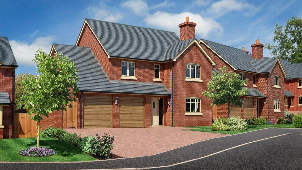 4 Bedrooms Detached House for sale in The Beeches, Chester Road, Whitchurch