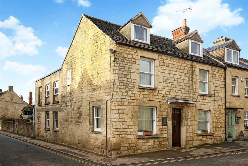 5 Bedrooms Semi Detached House for sale in Gloucester Street Painswick, Stroud