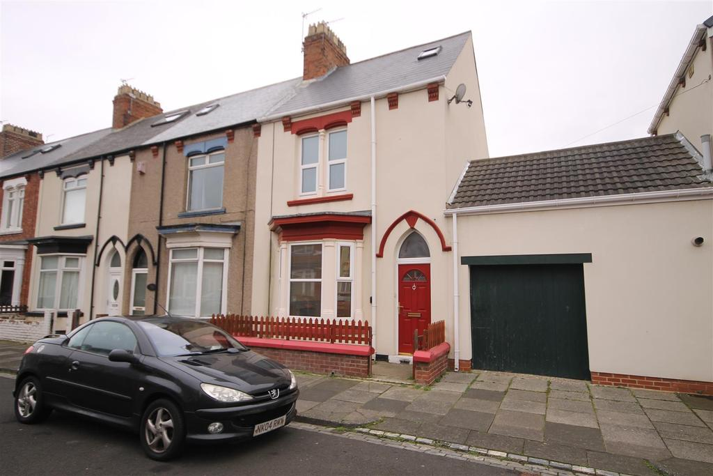 2 Bedrooms End Of Terrace House for sale in Thornville Road, Hartlepool