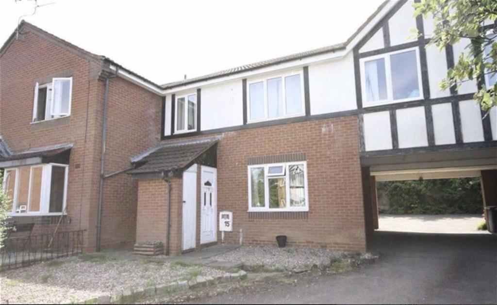 1 Bedroom Maisonette Flat for sale in Rochester Close, Nuneaton, Warwickshire, CV11