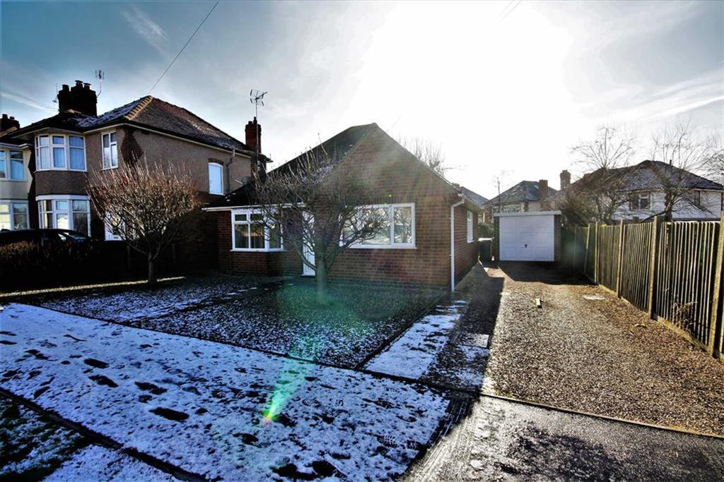 2 Bedrooms Detached Bungalow for sale in Niton Road, Weddington, Nuneaton