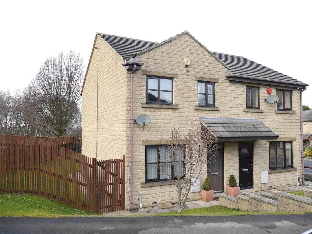 3 Bedrooms Semi Detached House for sale in Burras Road, East Bowling
