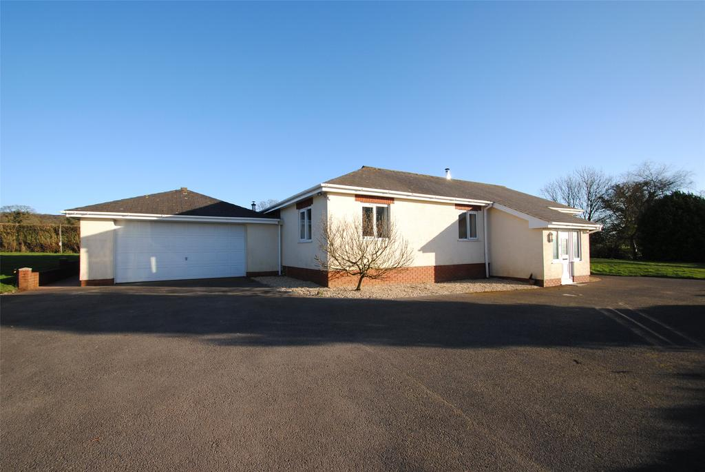 3 Bedrooms Detached Bungalow for sale in Culmstock, Cullompton