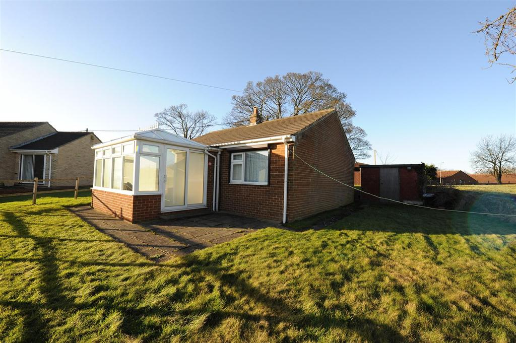 2 Bedrooms Detached Bungalow for sale in Scotton
