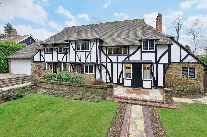 4 Bedrooms Detached House for sale in Mellersh Hill Road, Wonersh Park