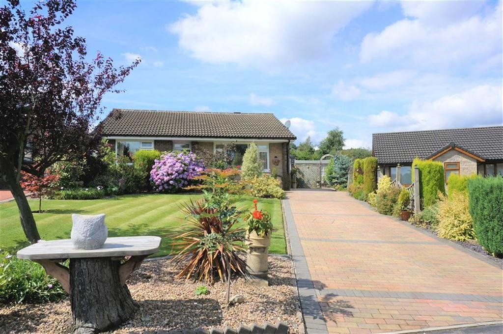 2 Bedrooms Detached Bungalow for sale in Snipe Close, Holymoorside, Chesterfield, S42
