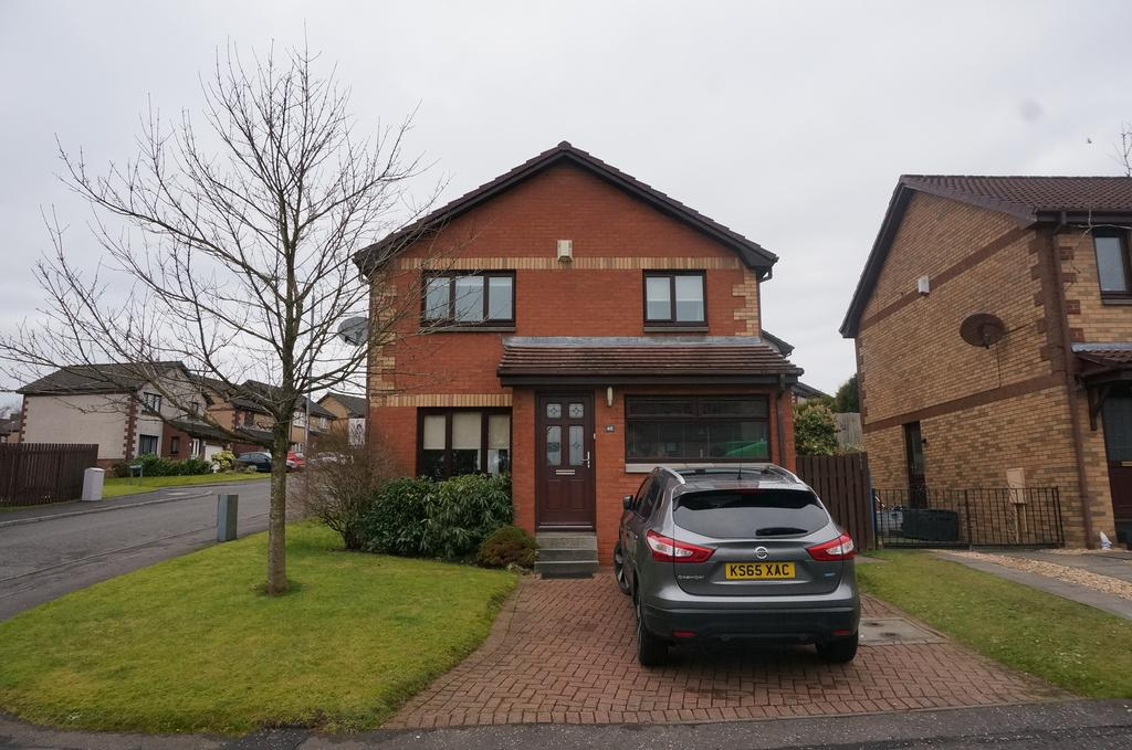 3 Bedrooms Detached House for sale in Letham Grange, Carrickstone, Cumbernauld G68