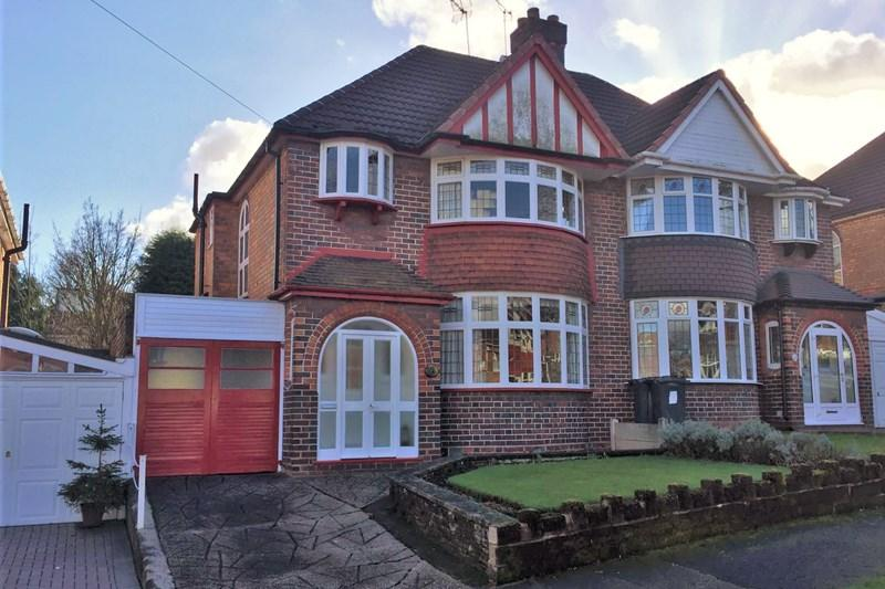 3 Bedrooms Semi Detached House for sale in Beverley Court Road, Birmingham