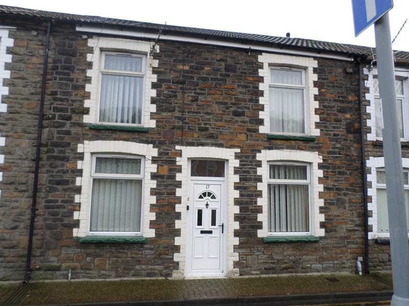 2 Bedrooms Terraced House for sale in West Taff Street, Porth