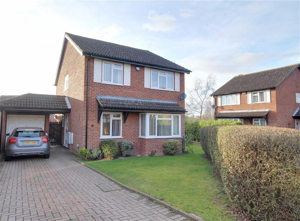 4 Bedrooms Detached House for sale in Cams Ground, Highnam, Gloucestershire