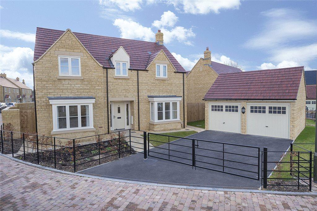 4 Bedrooms Detached House for sale in Hamilton Close, Mickleton, Gloucestershire, GL55