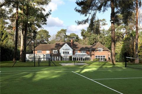 5 bedroom detached house for sale - West Road, St George's Hill, Weybridge, Surrey, KT13