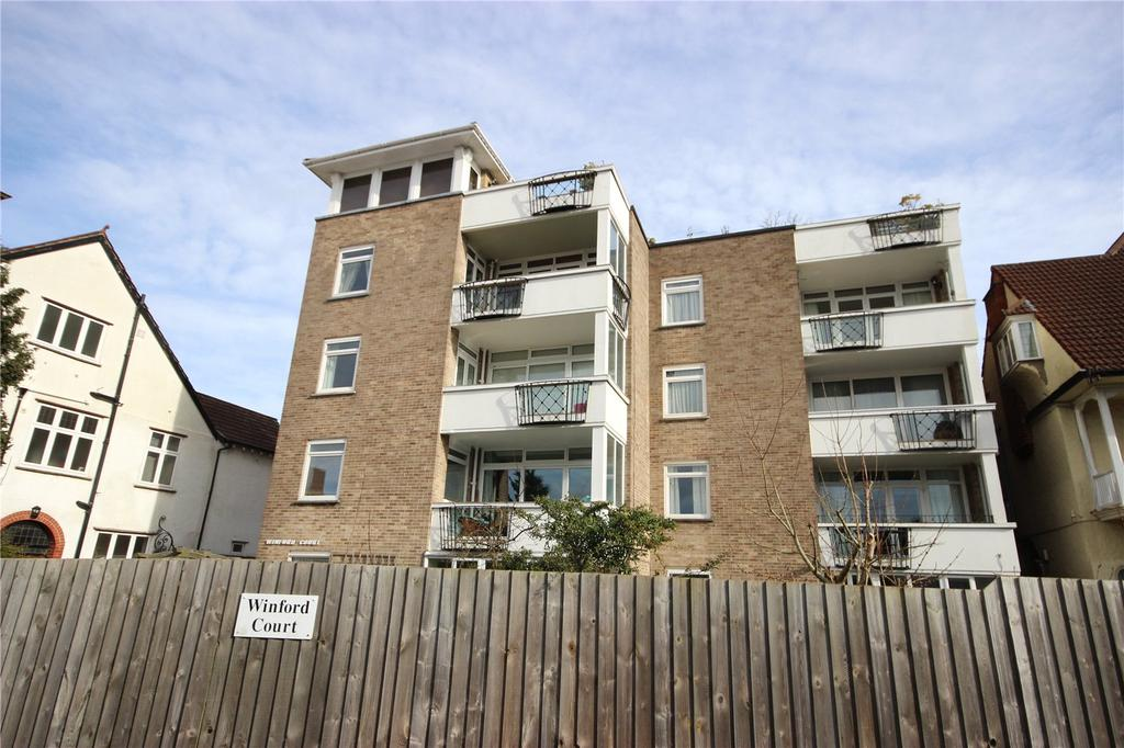 2 Bedrooms Apartment Flat for sale in Winford Court, Downs Park West, Bristol, BS6