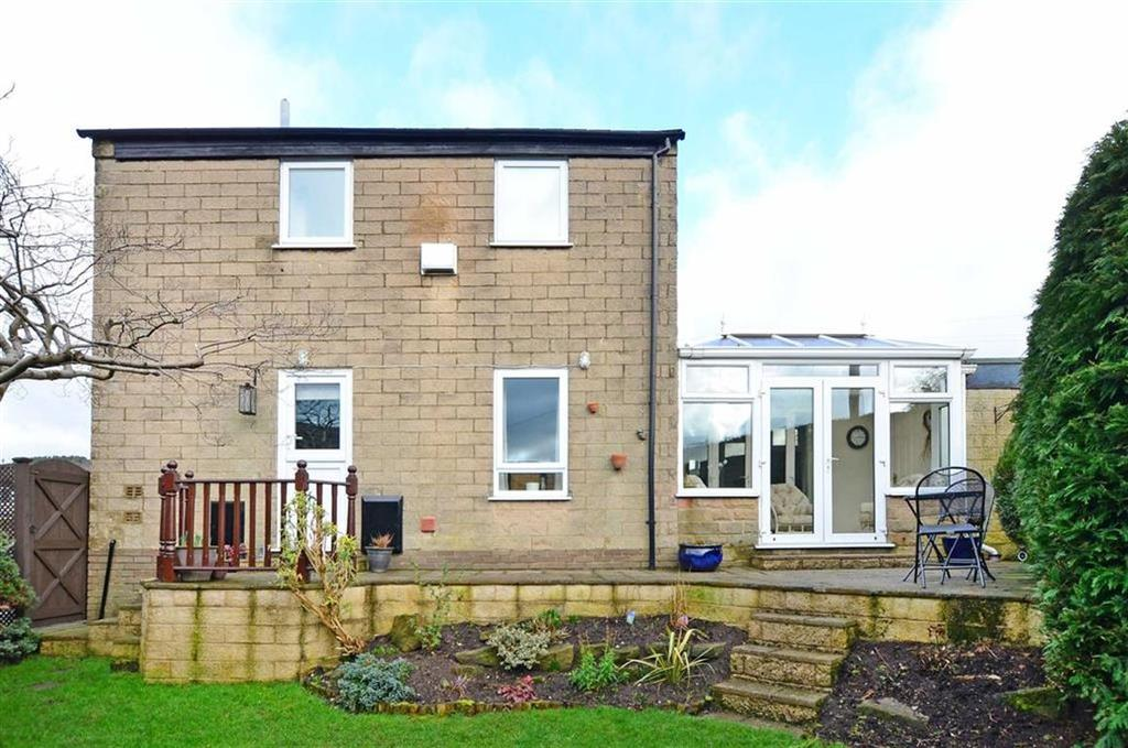 3 Bedrooms Detached House for sale in 11, Riber View Close, Tansley, Matlock, Derbyshire, DE4