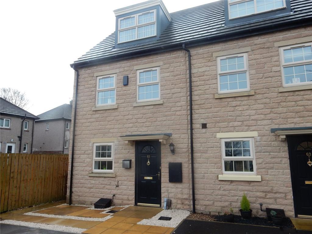 3 Bedrooms Town House for sale in Marlington Drive, Ferndale, Huddersfield, HD2