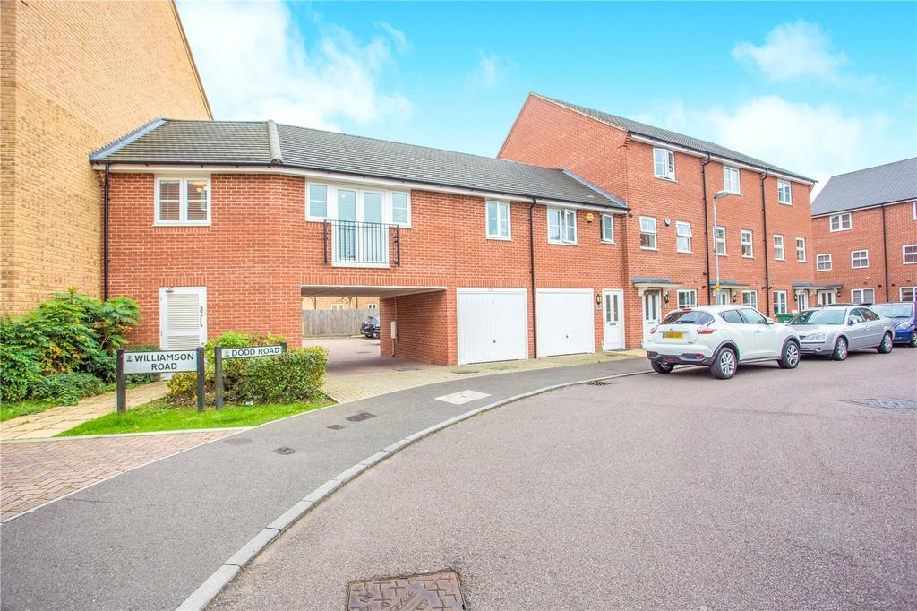 2 Bedrooms Maisonette Flat for sale in Dodd Road, Watford, Hertfordshire, WD24