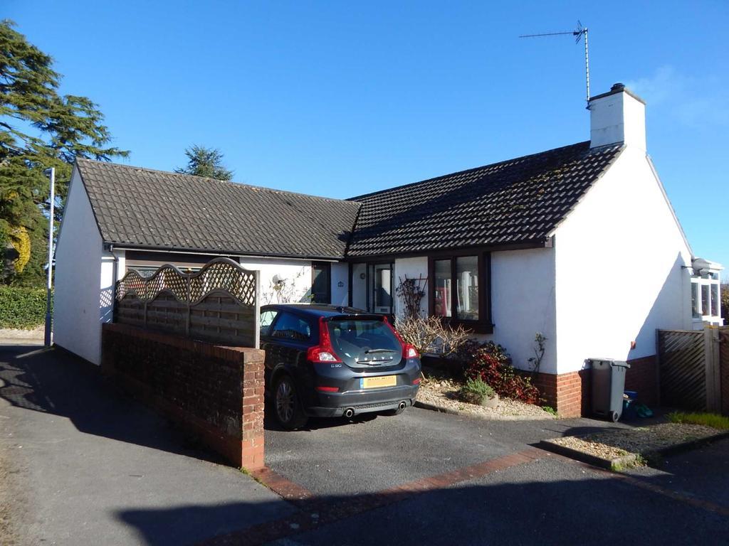 3 Bedrooms Detached Bungalow for sale in Greenclose Court, Colyton, Devon