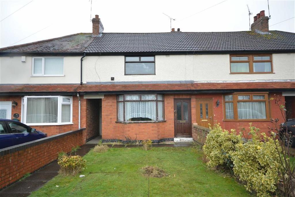 2 Bedrooms Terraced House for sale in Arbury Avenue, Bedworth