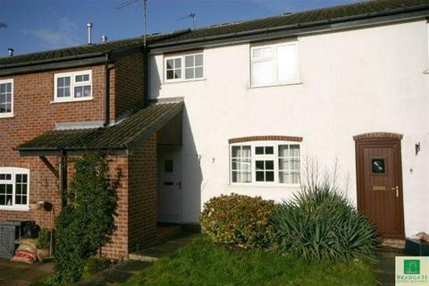 3 bedroom townhouse to rent - Burton close, Oadby, Leicester LE2 4SQ