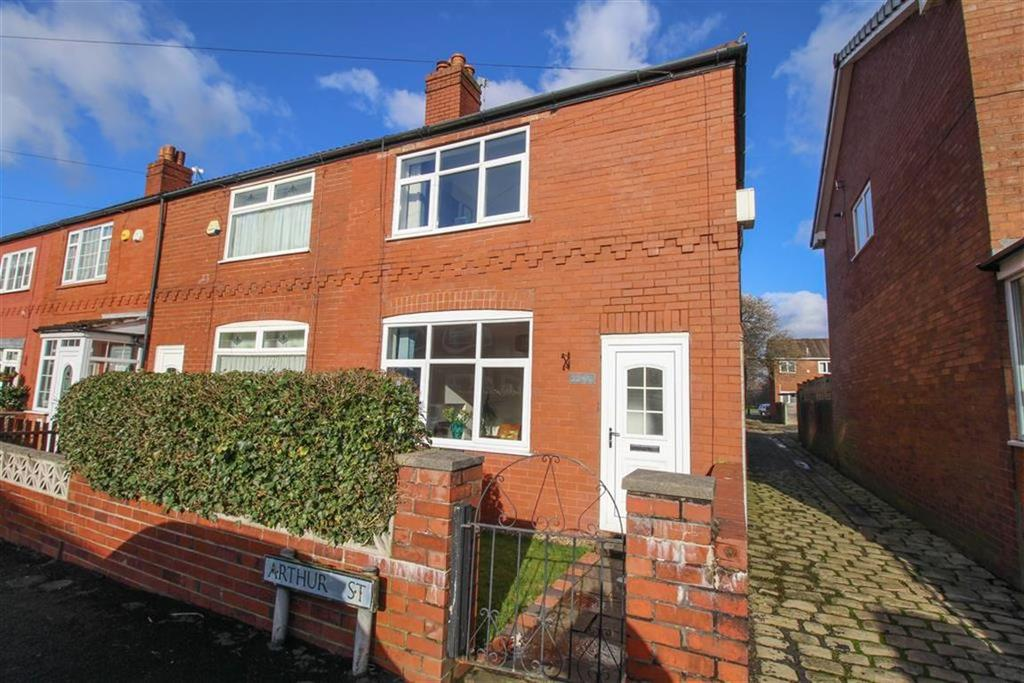 2 Bedrooms End Of Terrace House for sale in Arthur Street, Reddish, Stockport
