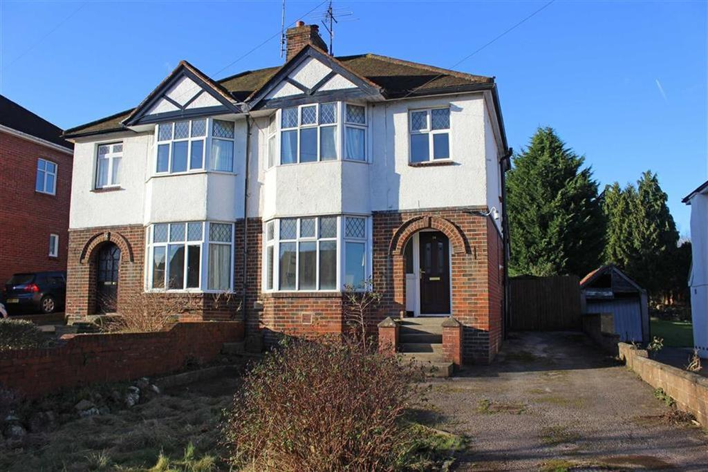 3 Bedrooms Semi Detached House for sale in Beech Road, Monmouth