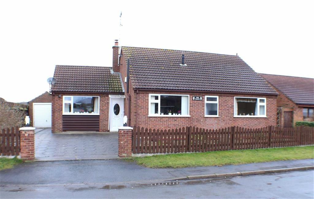 4 Bedrooms Detached Bungalow for sale in Eastgate, Rudston, East Yorkshire