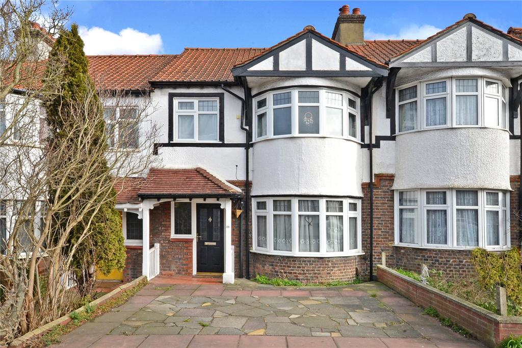 3 Bedrooms Terraced House for sale in Malden Road, Cheam, Sutton, SM3