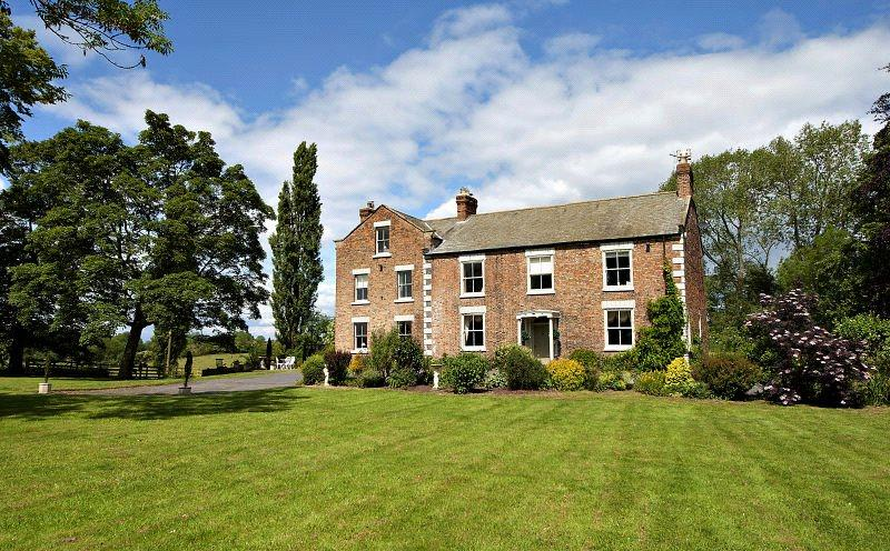 7 Bedrooms Detached House for sale in Thornton Manor, Thornton Bridge, York, North Yorkshire, YO61