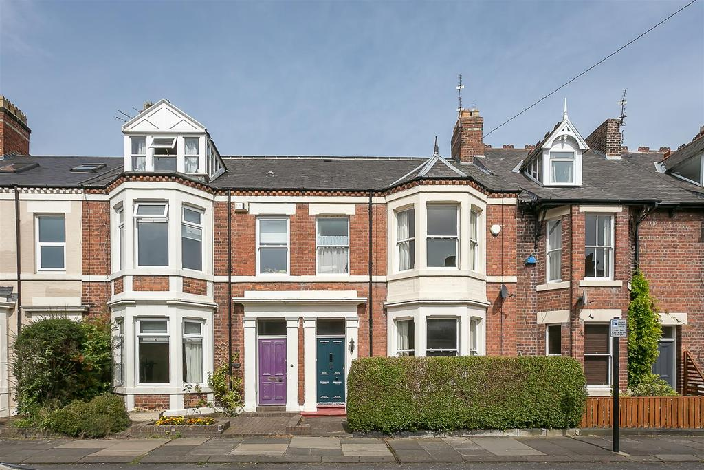 5 Bedrooms Terraced House for rent in Lily Avenue, Jesmond, Newcastle upon Tyne