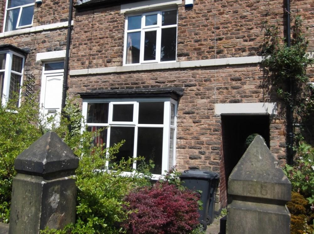3 Bedrooms Terraced House for rent in Bates Street, Crookesmoor, Sheffield, S10