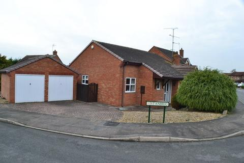 3 bedroom bungalow for sale - Stanbrig, Wigston Harcourt, Leicester, LE18